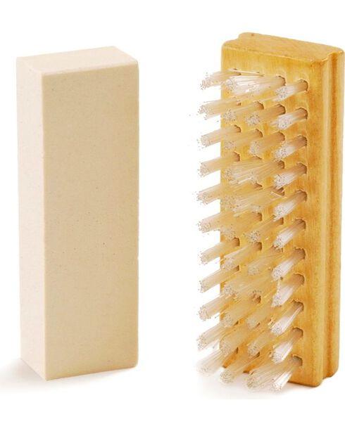 Boot Barn® M&F Suede & Nubuck Cleaner Kit, Natural, hi-res