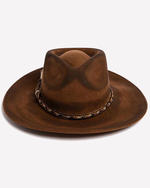 ále by Alessandra Women's Roxy Den Hat  , Brown, hi-res