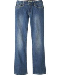 Mountain Khakis Women's Genevieve Bootcut Jeans - Long, , hi-res