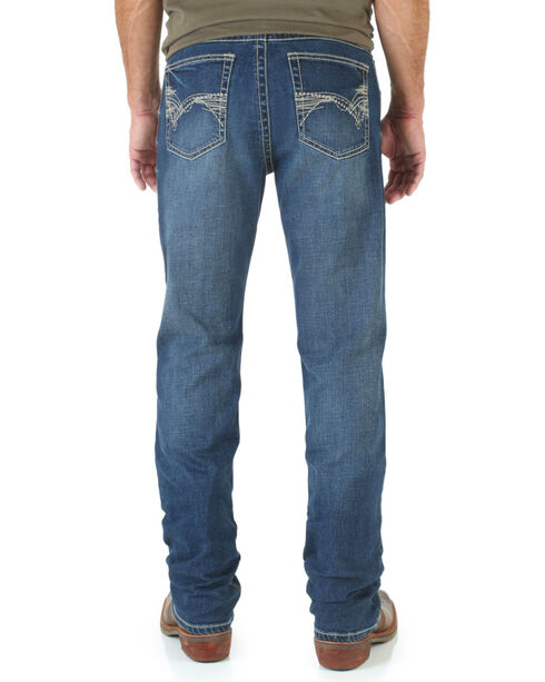 Wrangler 20X Men's Vintage Boot Cut Jeans, Denim, hi-res