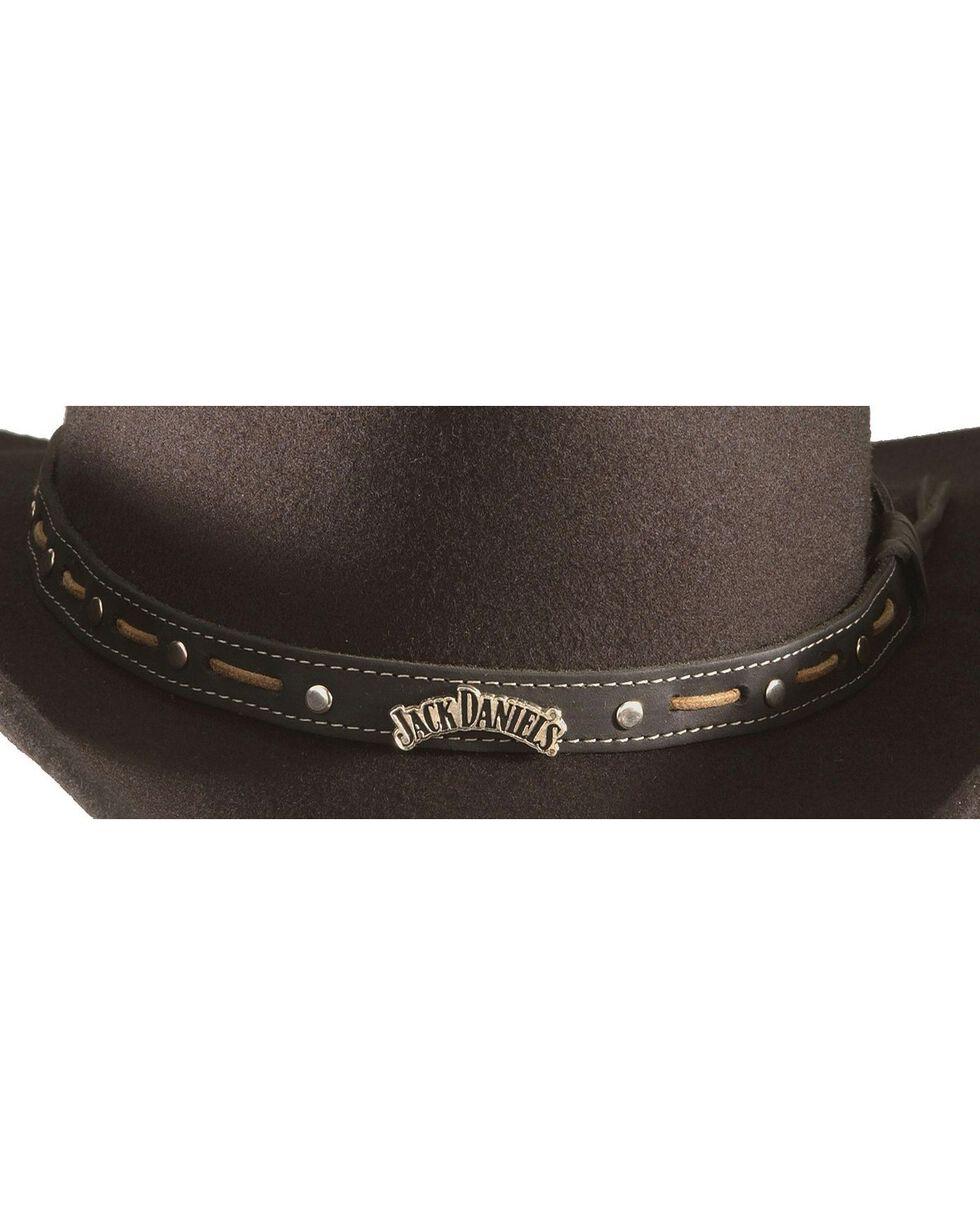 Jack Daniels Crushable Wool Hat, Black, hi-res