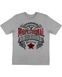 Wrangler Boys' PBR Short Sleeve T-Shirt, , hi-res