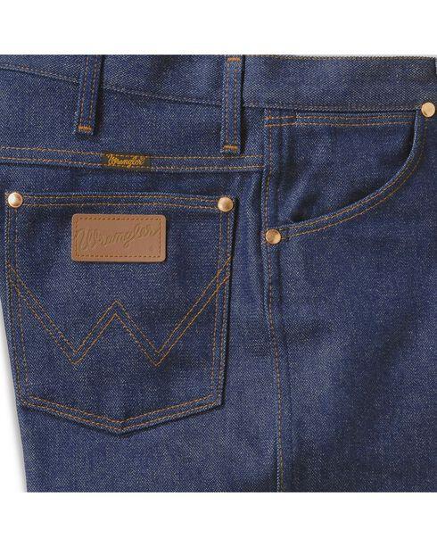 """Wrangler Men's Original Fit Rigid Jeans - 38"""" & 40"""" Tall Inseams, Indigo, hi-res"""