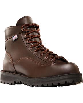 """Danner Unisex Explorer 6"""" Outdoor Boots, Brown, hi-res"""