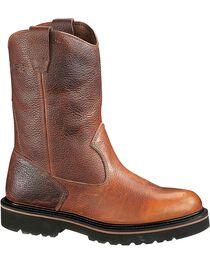 "Wolverine Men's Wellington 10""Work Boots, , hi-res"