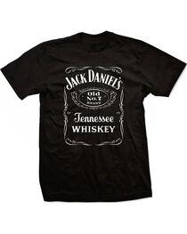 Jack Daniels Men's Black Label T-Shirt - Big , , hi-res