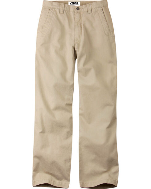 Mountain Khakis Sand Teton Twill Pants - Relaxed Fit, Sand, hi-res