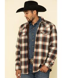 Cody James® Men's Wood Chuck Plaid Flannel, , hi-res