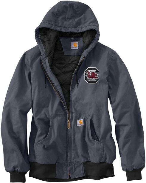Carhartt University of South Carolina Gamecocks Sandstone Active Jacket, Blue, hi-res
