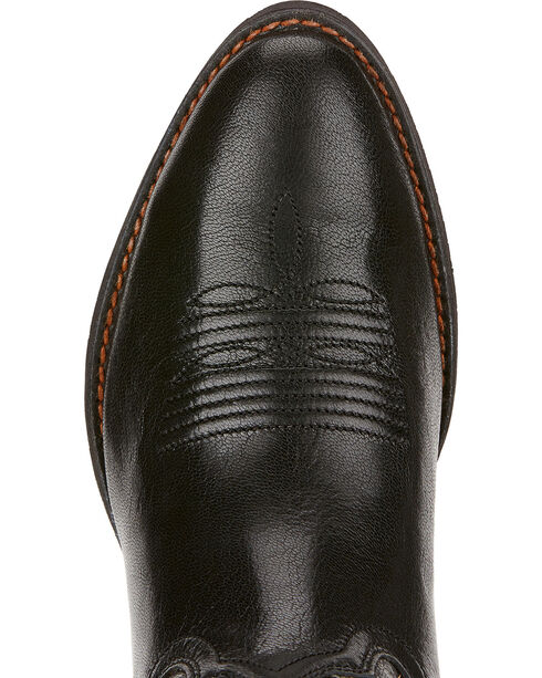 Ariat Ammorette Western Boots, Black, hi-res