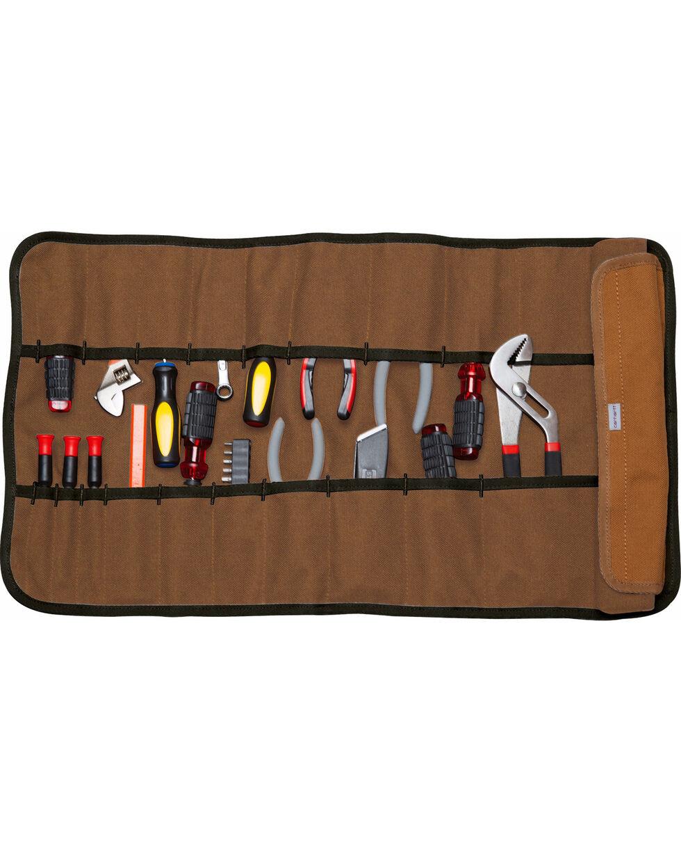 Carhartt Legacy Tool Roll, Brown, hi-res