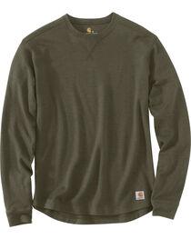 Carhartt Men's Tilden Long Sleeve Crewneck Sweatshirt, , hi-res