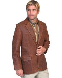 Scully Men's Leather Blazer, , hi-res