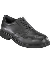 Rockport Works Dressports Oxford Work Shoes - Steel Toe, , hi-res