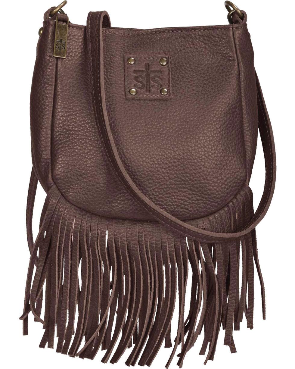 STS Ranchwear Chocolate Medicine Bag , Chocolate, hi-res