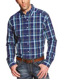 Ariat Men's Plaid Pro Series Walden Performance Shirt, , hi-res