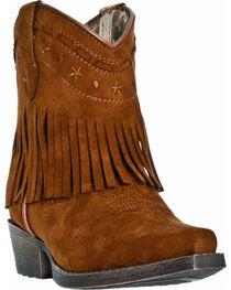 Laredo Children's Gingersnap Western Boots, , hi-res
