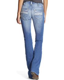 Ariat Women's Indigo Real Amalia Jeans - Boot Cut , , hi-res
