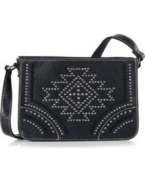 Montana West Women's Southwestern Collection Messenger Bag, , hi-res