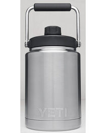 Yeti Steel Half Gallon Jug Rambler , , hi-res