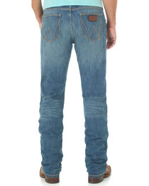 Wrangler Retro Men's Huntsville Slim Fit Straight Leg Jeans, , hi-res