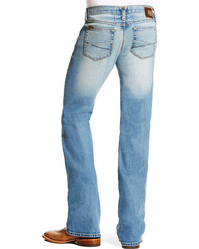 Ariat Men's M7 Trace Shasta Wash Jeans - Boot Cut , Indigo, hi-res