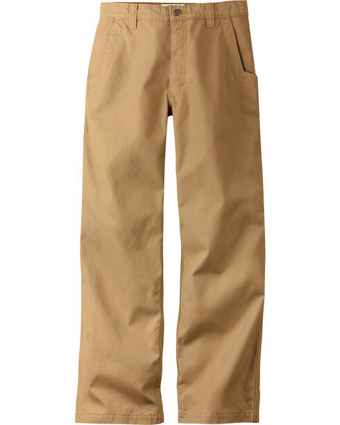 Mountain Khakis Men's Original Mountain Pants, Light Brown, hi-res