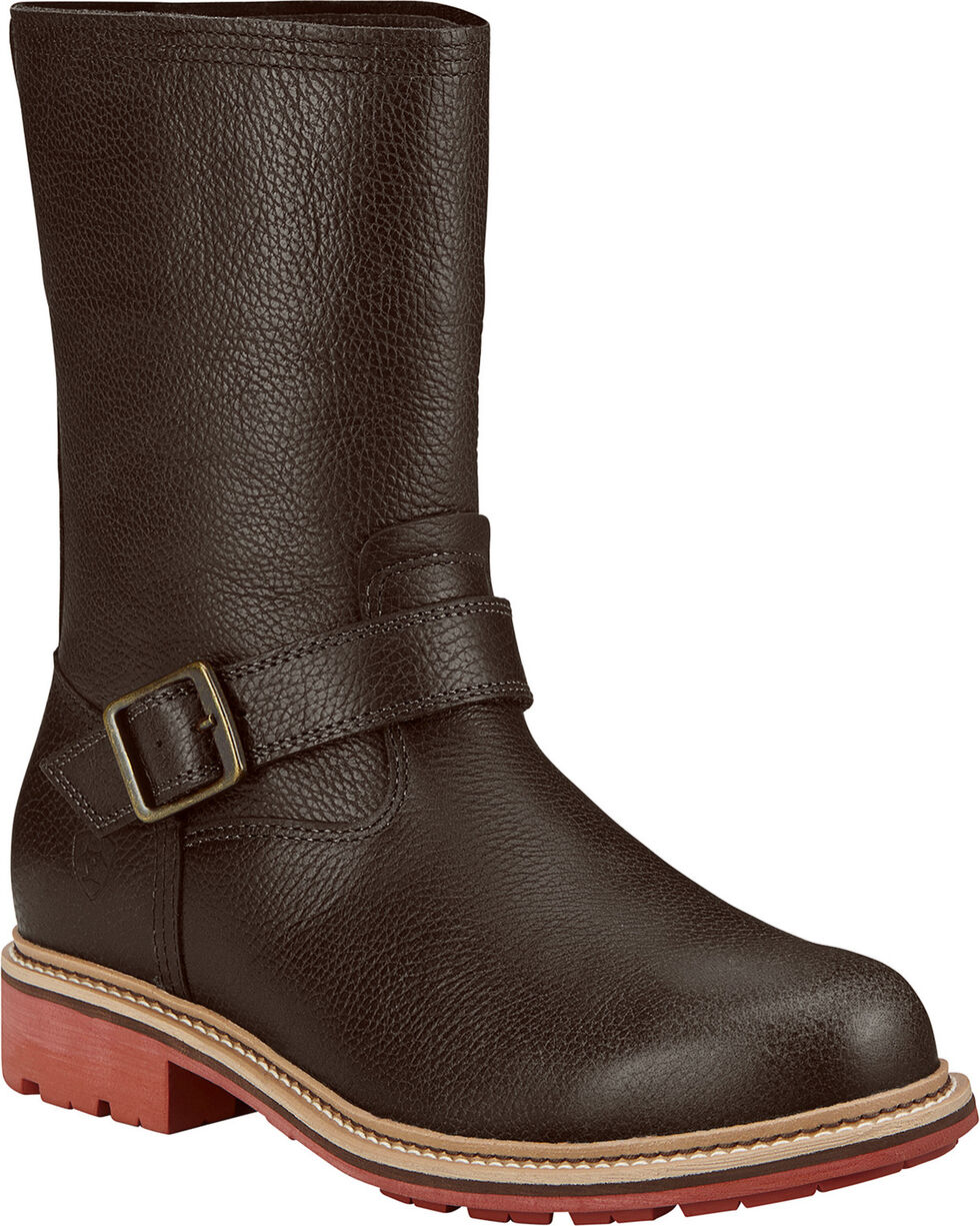 Ariat Stonewall Harnes Men's Boots, Brown, hi-res