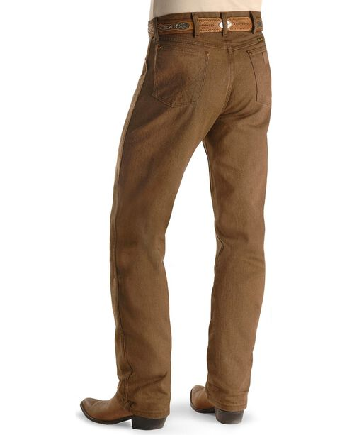 Wrangler Jeans - 13MWZ Original Fit Prewashed Colors, Whiskey, hi-res
