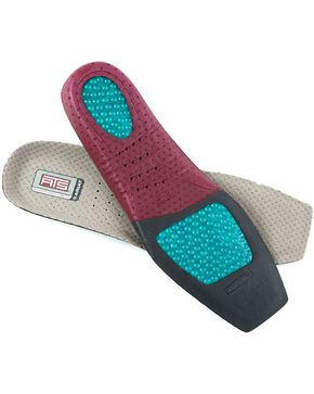 Ariat Women's Wide Square Toe ATS Insoles, Multi, hi-res