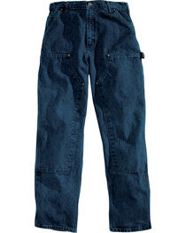 Carhartt Men's Double-Front Logger Relaxed Fit Jeans, , hi-res