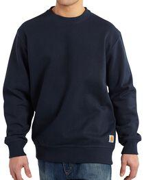 Carhartt Rain Defender Paxton Heavyweight Sweatshirt - Big & Tall, , hi-res