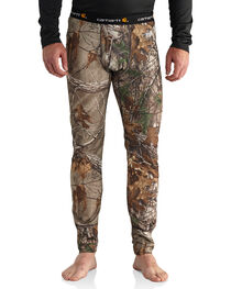 Carhartt Men's Camo Base Force Extremes Cold Weather Bottoms , , hi-res