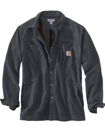 Carhartt Men's Rugged Flex Rigby Shirt Jacket , , hi-res