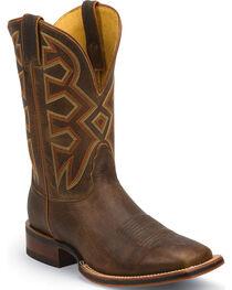 Nocona Men's Let's Rodeo Square Toe Western Boots, , hi-res