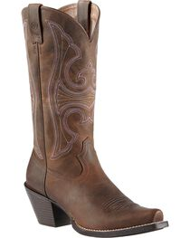 Ariat Women's Round Up Western Boots, , hi-res