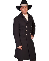 WahMaker Old West Double-Breasted Frock Coat, , hi-res