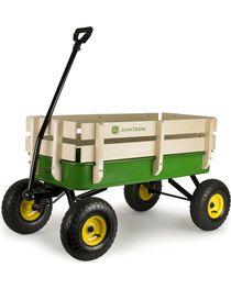 John Deere Steel Stake Wagon, , hi-res