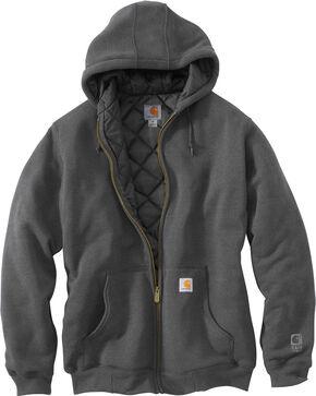 Carhartt 3 Season Midweight Sweatshirt, Charcoal, hi-res