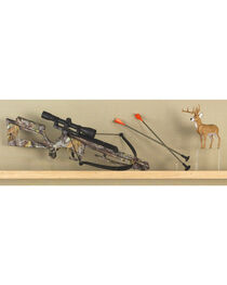 Big Time Hunter Kid's Camouflage Toy Deer and Cross Bow  , , hi-res