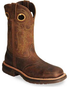 Rocky Men's Original Ride Western Boots, Brown, hi-res