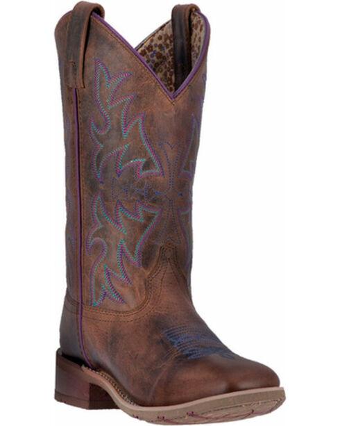 Laredo Women's Ellery Western Boots, Rust Copper, hi-res