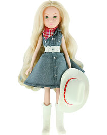 """Paradise Horses Kids 10"""" Cowgirl Doll Lexis by Paradise Kids, No Color, hi-res"""