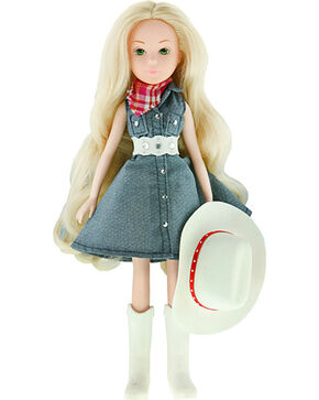 "Paradise Horses Kids 10"" Cowgirl Doll Lexis by Paradise Kids, No Color, hi-res"