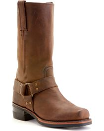 Frye Men's Harness 12R Boots - Square Toe, , hi-res