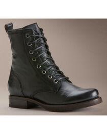Frye Women's Veronica Combat Boots - Round Toe, , hi-res