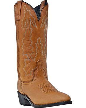 Laredo Men's Jacksonville Western Boots, Walnut, hi-res