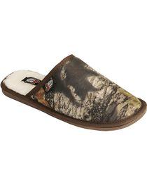 Justin Men's Camouflage Slide-On Slipper, , hi-res