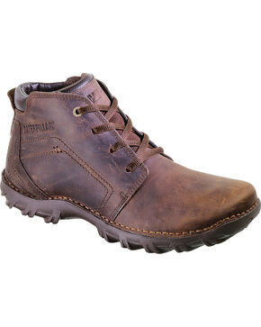 Caterpillar Transform Boots, Dark Brown, hi-res