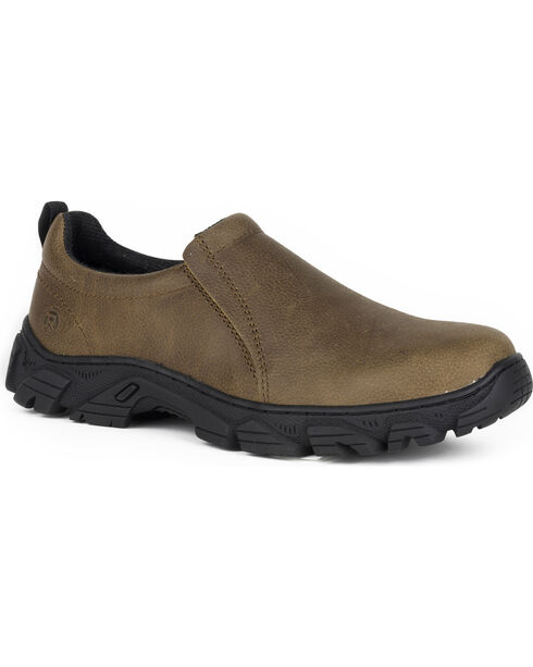 Roper Men's Brown Lightfoot Casual Shoes, , hi-res